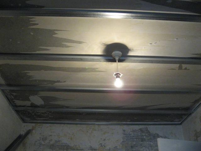 Подвесной потолок крепление
