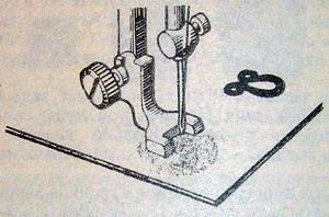 Швейная машинка штопка и заплаты