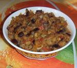 Рецепт баклажанной икры