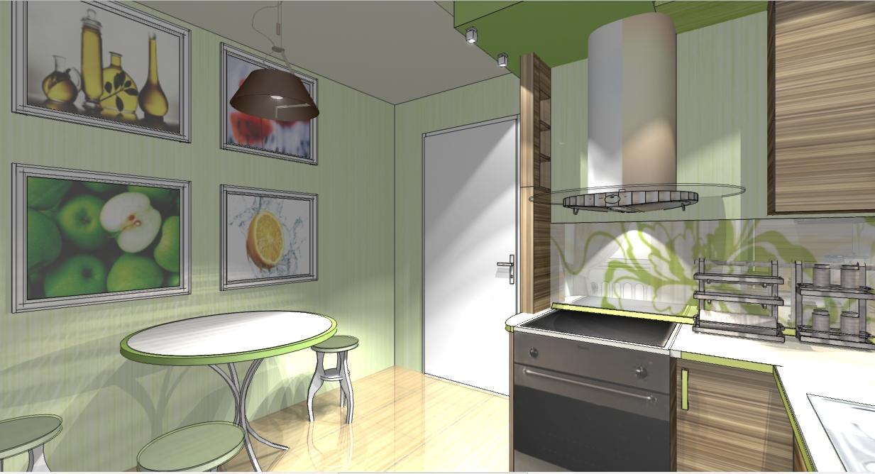 дизайны классических кухонь фото 9 кв метров #5