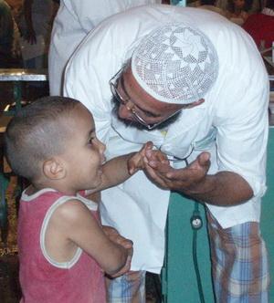 Дети и ислам