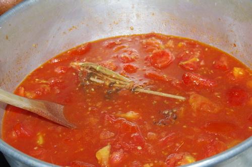 Как сделать кетчуп?