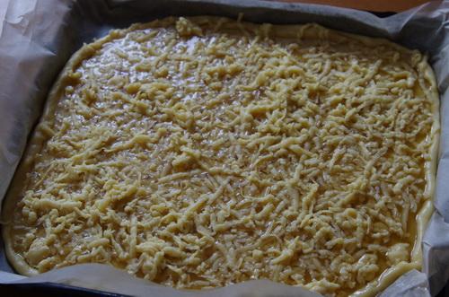 Печенье крошкой с вареньем
