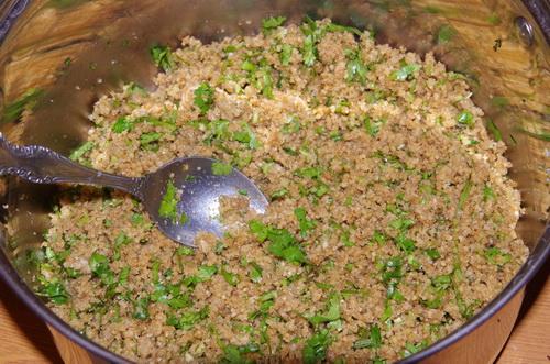 Как готовить Сациви?